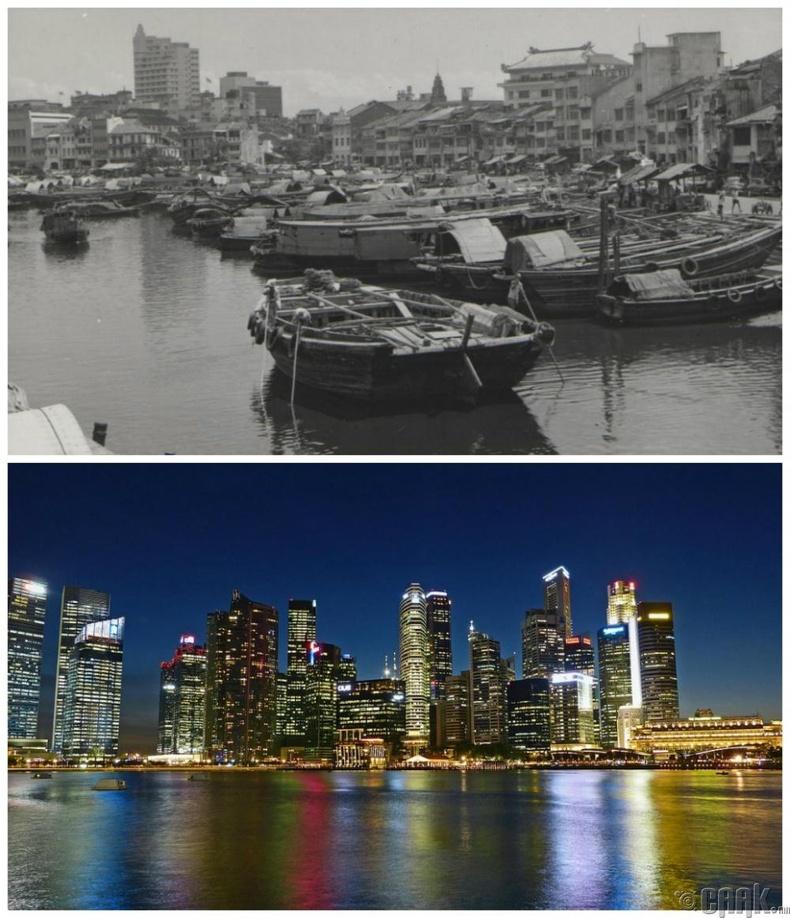 Сингапур: 1960 он - Одоо