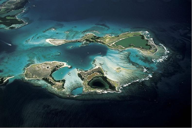Лос Рокесын арлууд - Венесуэль