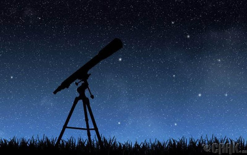 Орчлон ертөнц бидний бодож байснаас том