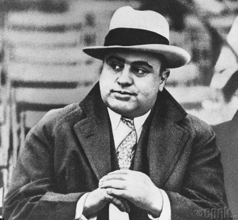 Аль Капоне (1899-1947)