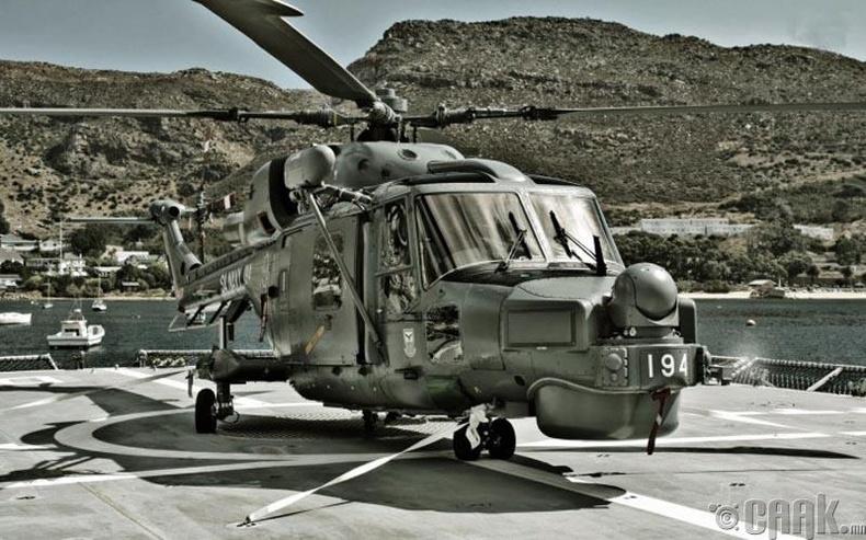 """""""Agusta A129 Mangusta"""""""