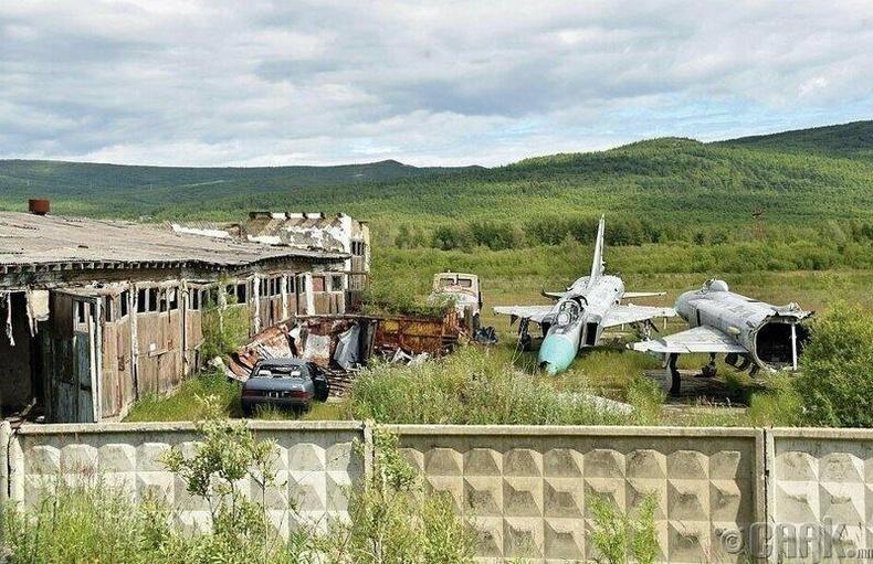 Магадан дахь Су-15
