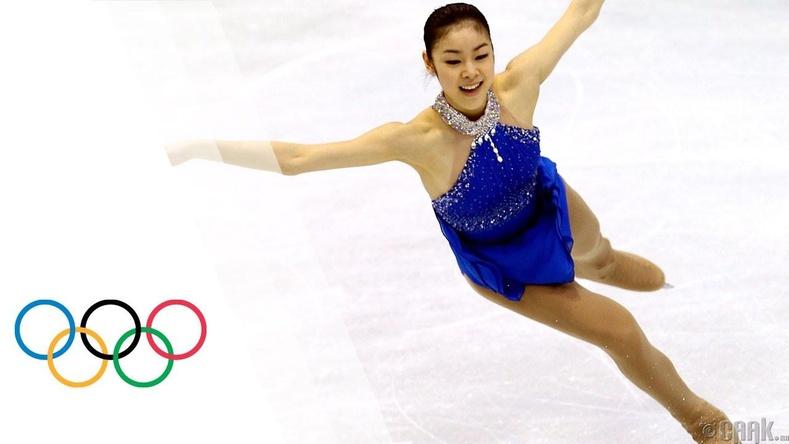 Ким Ю-Нa / Kim Yu-Na /