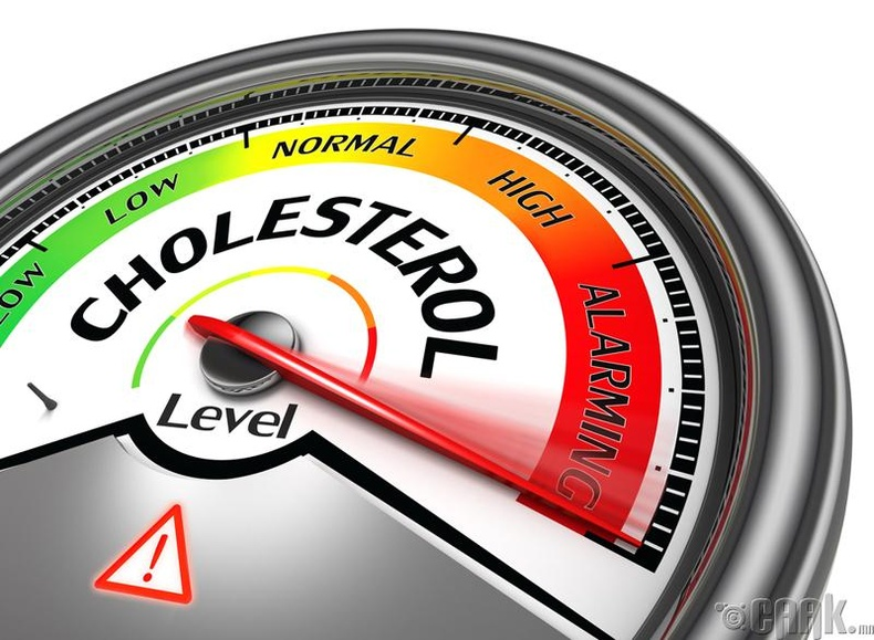 Холестрины түвшинг бууруулна