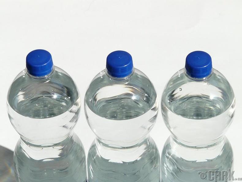 Хуванцар саванд ахин дахин ууж хийж хэрэглэх аюулгүй