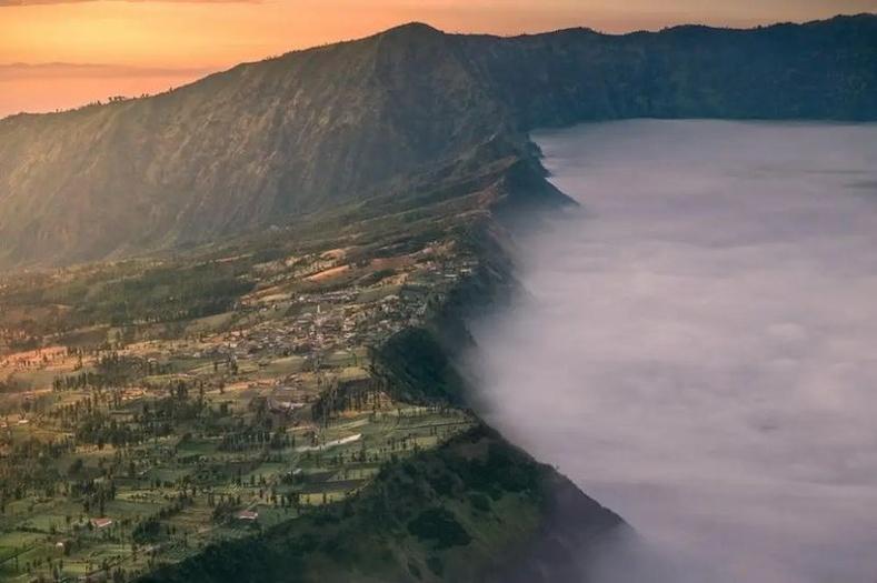 Индонезийн Чеморо Лаванг