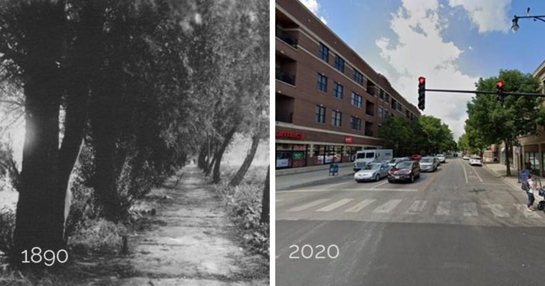 Чикаго хот 130 жилийн дараа ингэж өөрчлөгджээ
