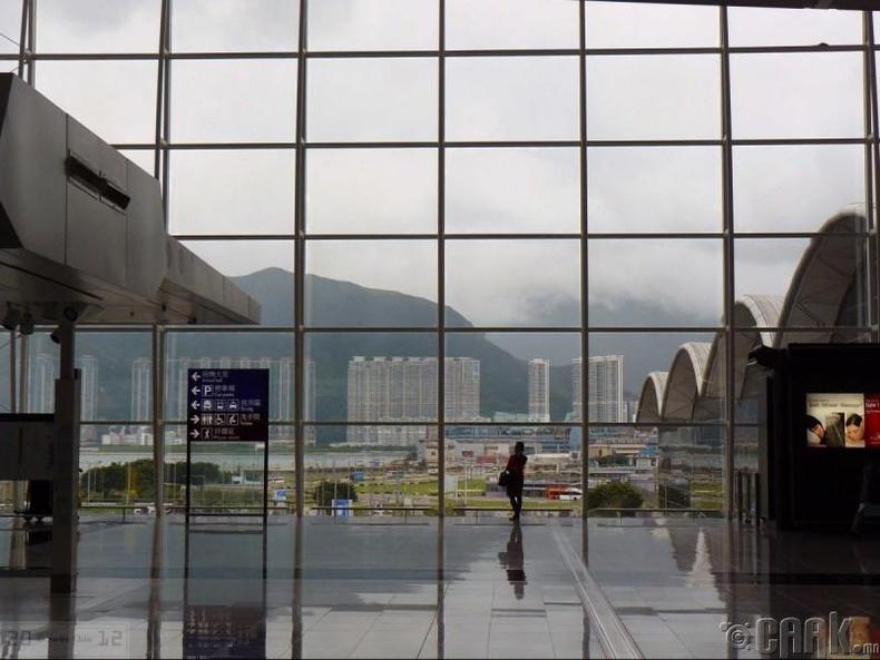Хонконгийн олон улсын нисэх онгоцны буудал