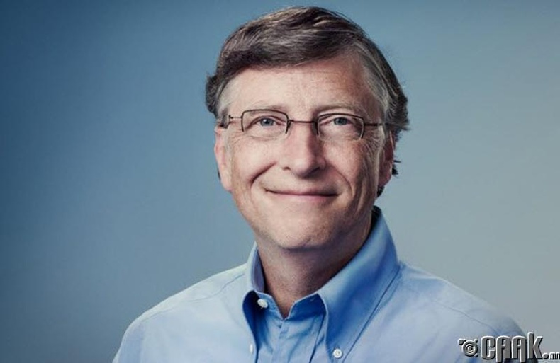 "Билл Гейтс ""Minesweaper""-т донтсон"