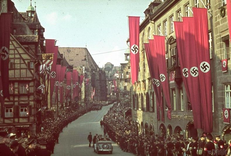 Нюрнберг хот - 1938 он