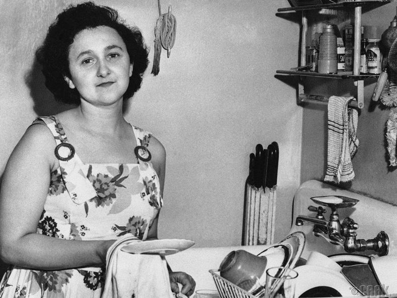 Этель Розенберг (Ethel Rosenberg): Хүйтэн дайны үеийн тагнуулч