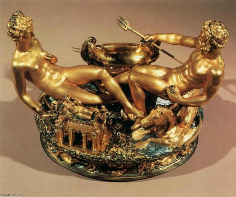 Сальера – Италийн алтан баримал