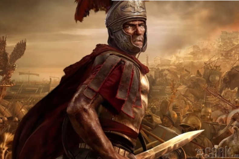 Семпрониус Дэнсус (Sempronius Densus) - Ромын дайн