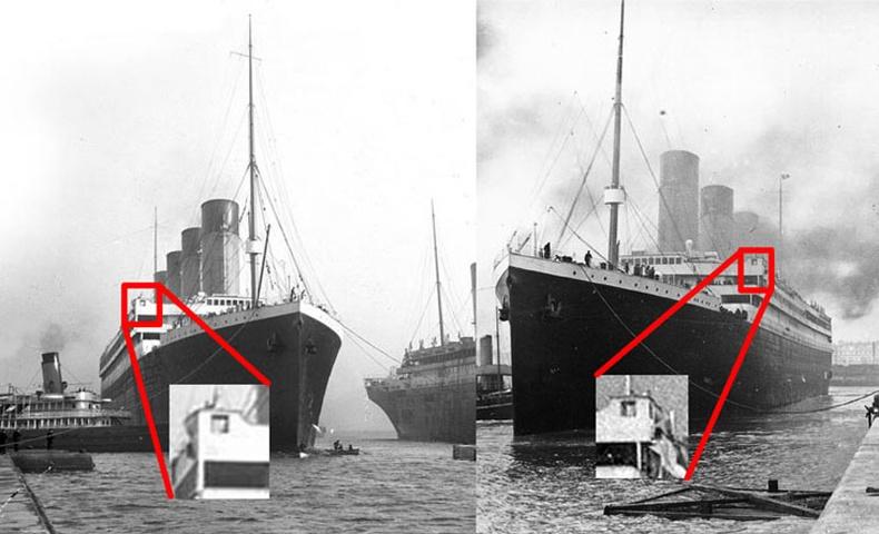 Титаник дээр юу байсан бэ?