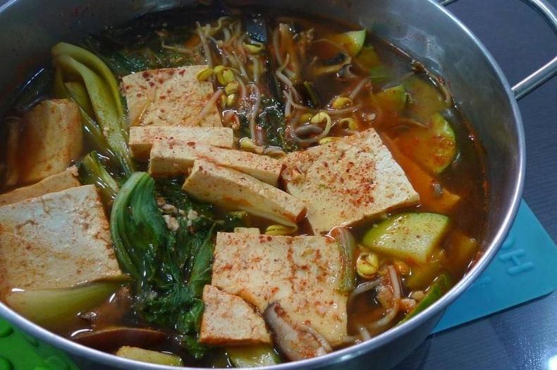 Солонгосын алдартай хоолнуудын шилдэг жор