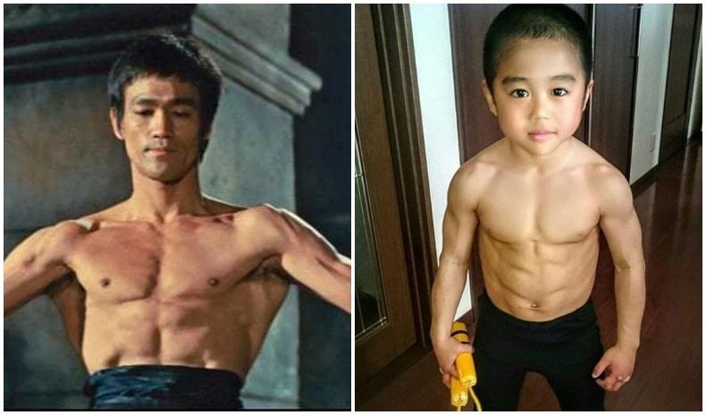 Брюс Лигийн залгамжлагч гэгдэж буй япон хүүтэй танилц!