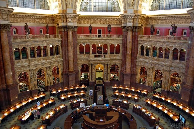 Конгрессын номын сан, Вашингтон, АНУ