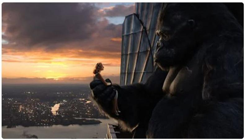 King Kong, 2005 он.