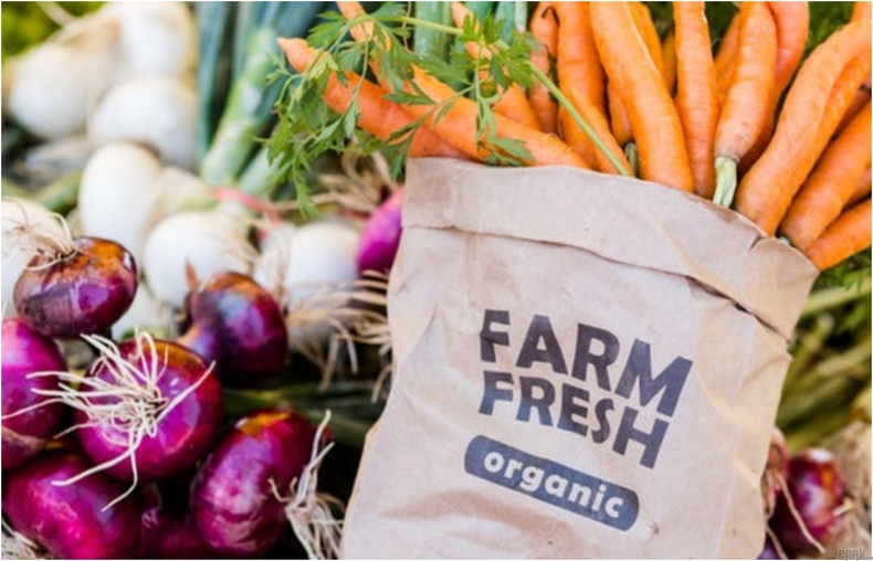 Органик хүнс хэрэглэх