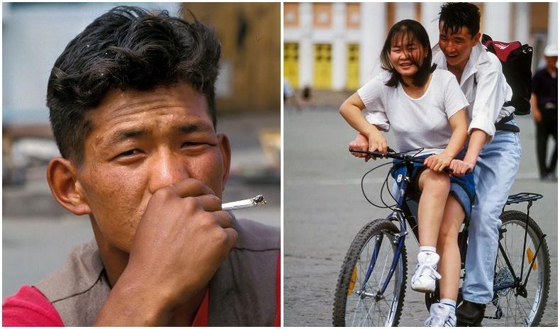 24 жилийн өмнөх Монгол орон Германы гэрэл зурагчин Дирк Фулын дуранд... (2-р хэсэг)