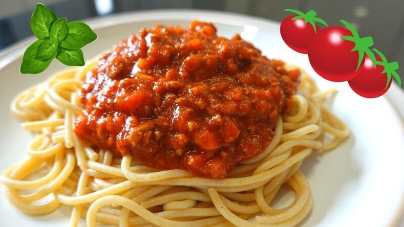 Амтат шпагетти хийх жинхэнэ Итали жор