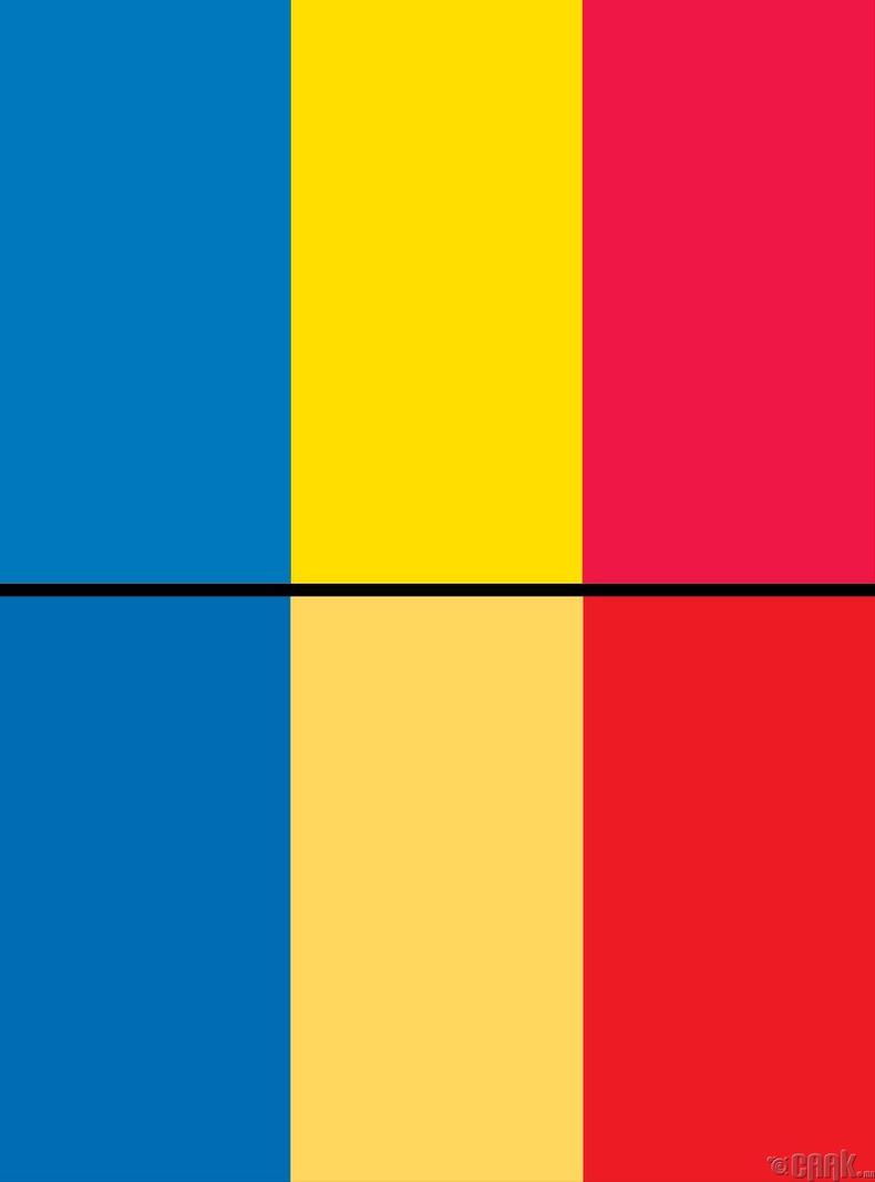 Чад (Chad) болон Румын (Romania)