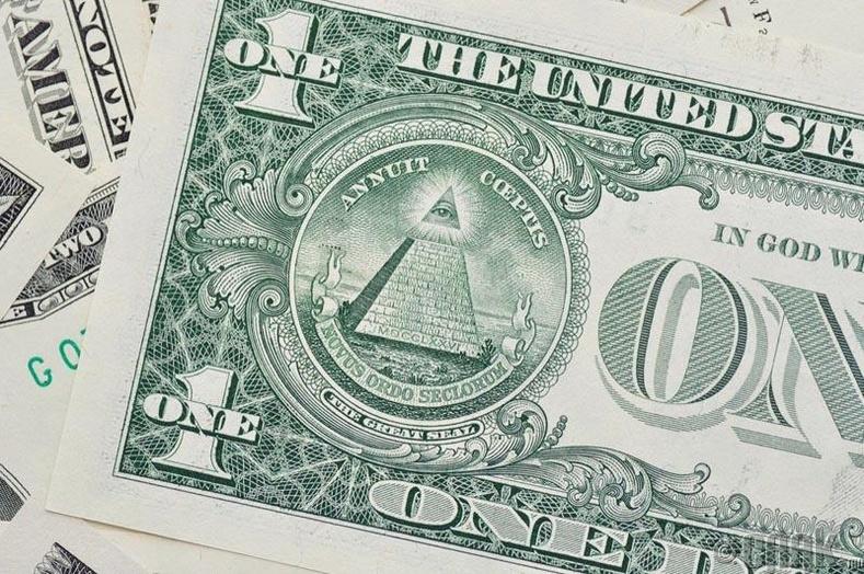 Доллар дээр байдаг пирамид ямар утгатай вэ?