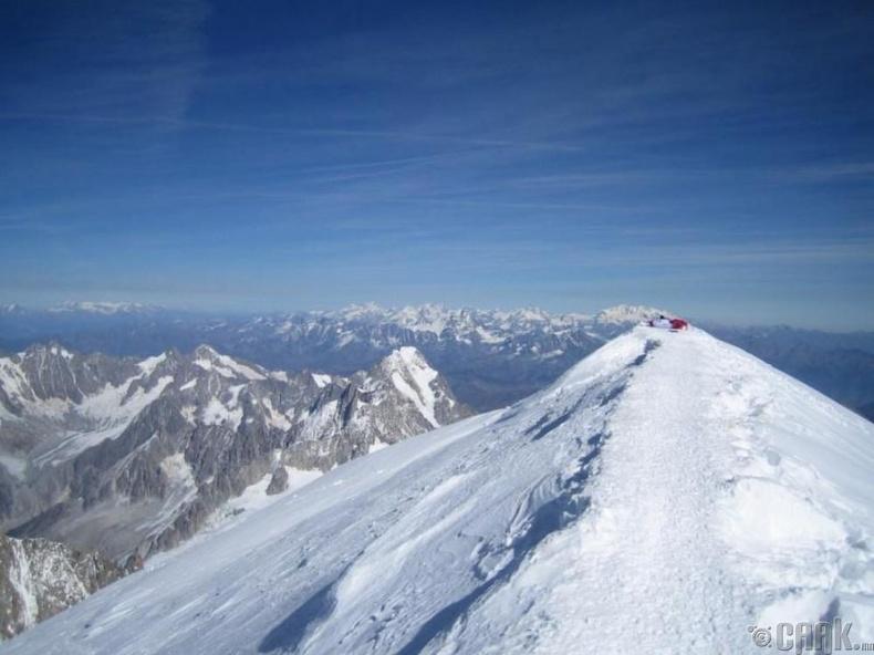 """""""Mont Blanc"""" уул - Франц, Итали"""