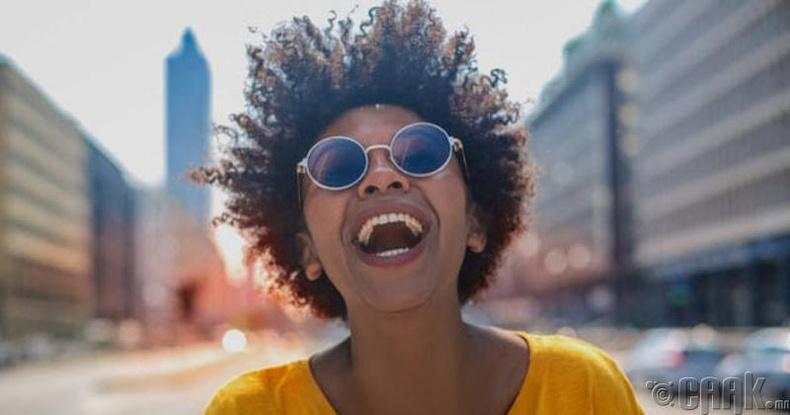 Хэт их инээх нь үхэлд хүргэх аюултай