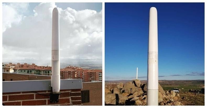 Испанийн инженерүүдийн бүтээсэн байгаль орчинд хамгийн ээлтэй салхин цахилгаан станц