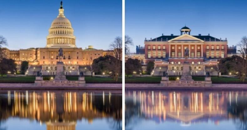 Капитолын барилга, Вашингтон хот