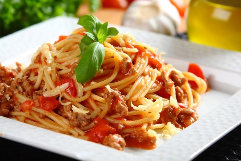 Амтат шпагетти хийх хялбар арга