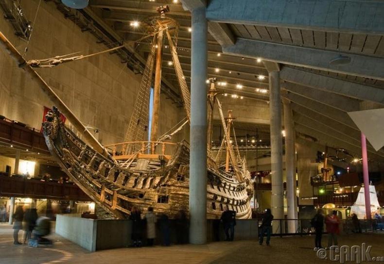 """Vasa"" хөлөг онгоц"