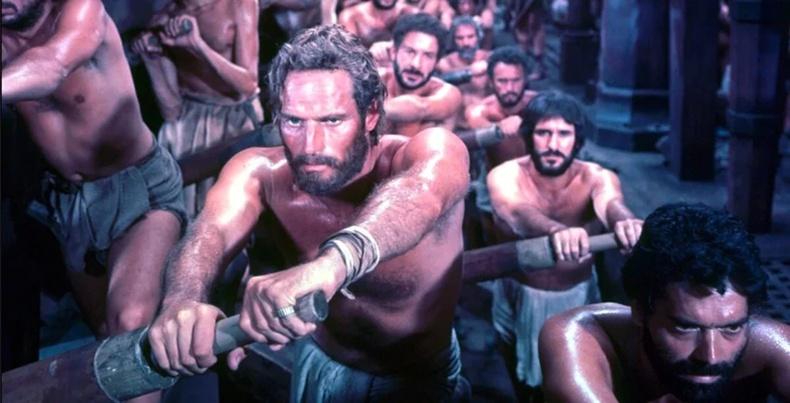 Эртний сэлүүрчин боолууд гэж хэн байсан бэ?