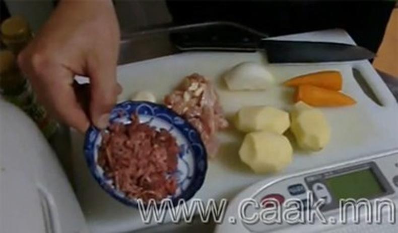 Гэртээ хурдан хоол хийх арга