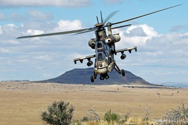 """Denel AH-2 Rooivalk"""