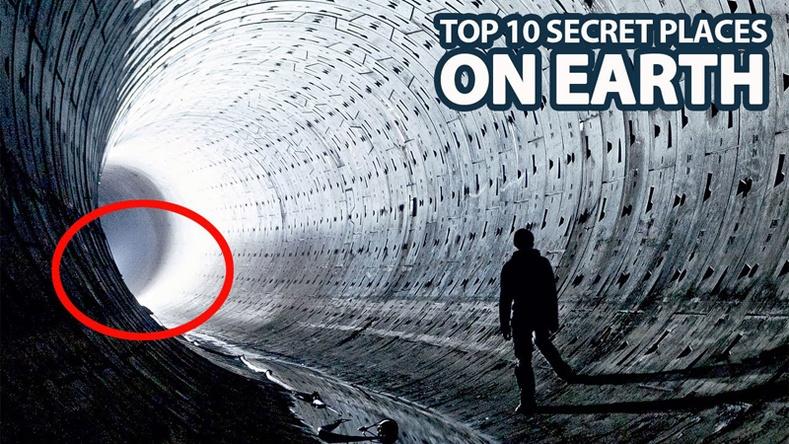 Дэлхийн хамгийн нууцлаг 10 газар
