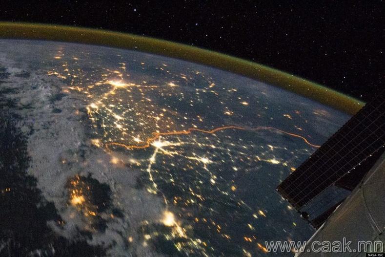 Хятадын Их Цагаан Хэрэм бол сансраас энгийн нүдээр харах боломжтой цорын ганц байгууламж