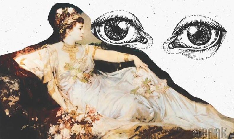 Валерия Мессалина - Эртний Ромын гоо үзэсгэлэн