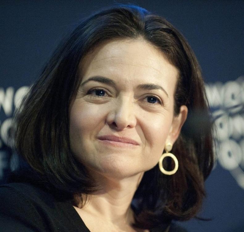 """Шерил Сэндберг (Sheryl Kara Sandberg)- """"Facebook""""-ын захирлуудын зөвлөлийн гишүүн"""