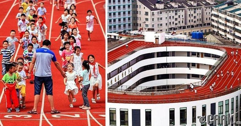 Хятад: Дандаа багшийн зөв
