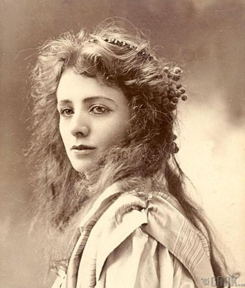 Мод Адамс (Maude Adams) - 1872-1953