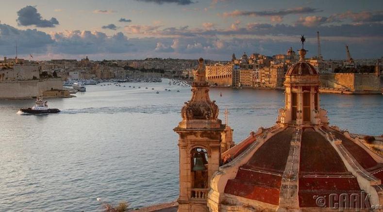 Дөрөвдүгээр сар: Валлетта (Valletta)