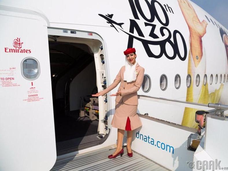 """""""Emirates"""", Арабын Нэгдсэн Эмират"""