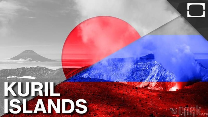 Япон, ОХУ-ын харилцаа
