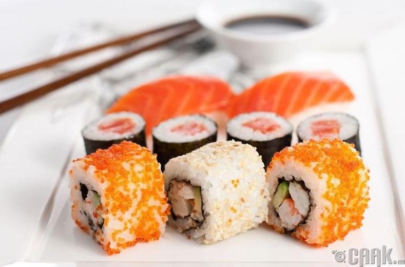 Суши, ороомог