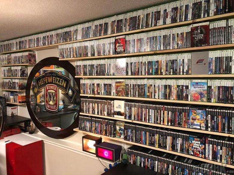 2001 оноос хойш худалдаанд гарсан бүх XBOX-ийн тоглоомууд