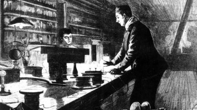 Бид бодохдоо: Томас Эдисон чийдэн зохион бүтээсэн