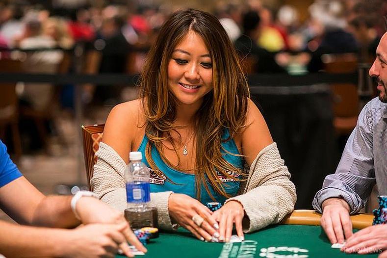 Хамгийн алдартай покерчин бүсгүйн амьдрал