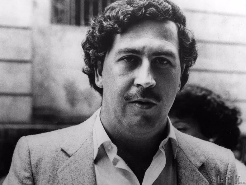 Пабло Эскобар (Pablo Escobar)